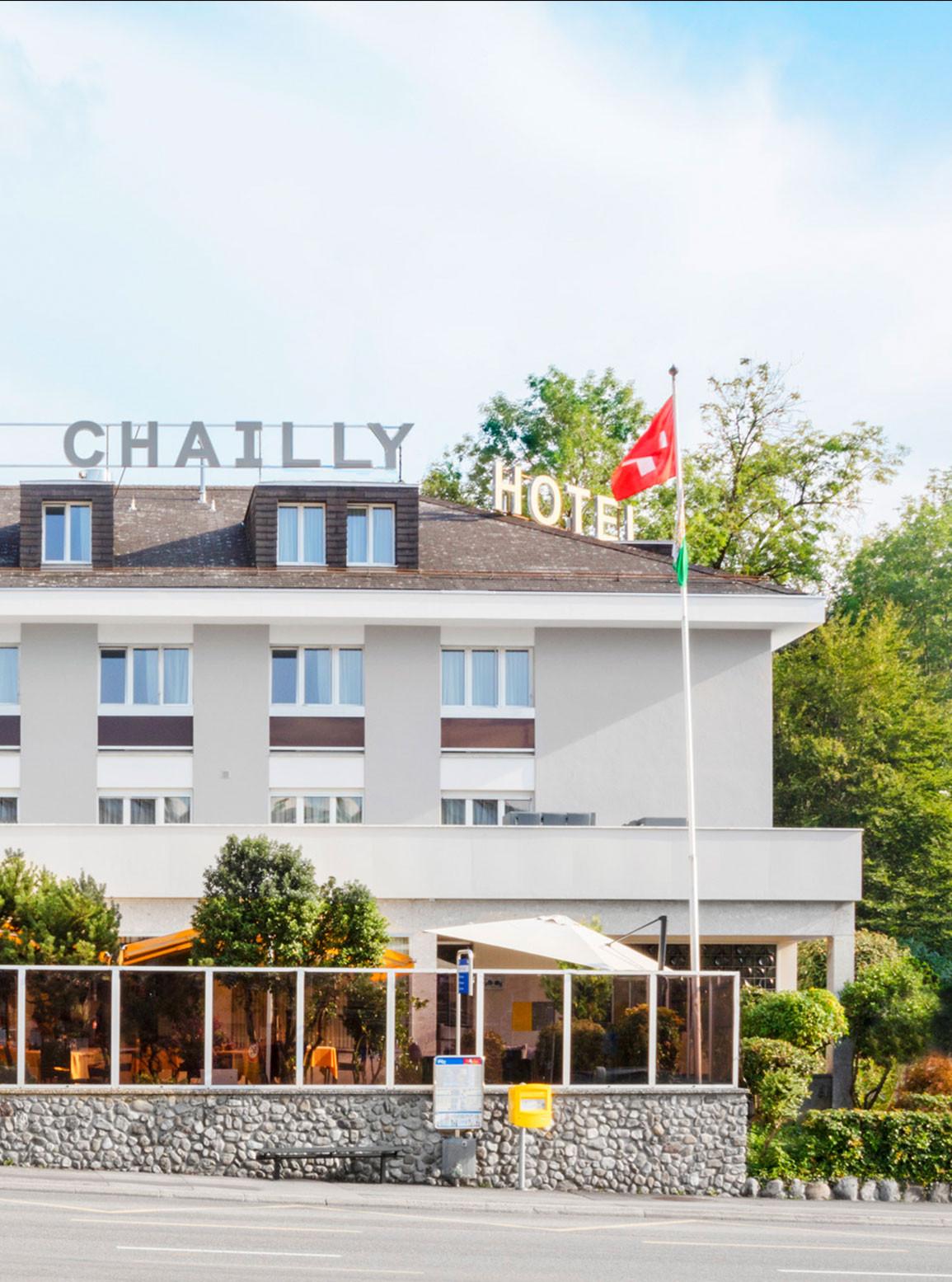 Hôtel de Chailly